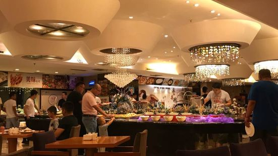 金仕頓大酒店中餐部