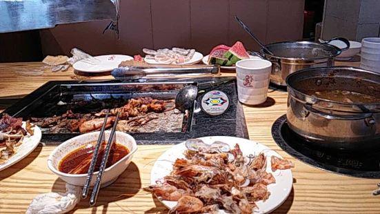 金孔雀海鮮烤肉自助匯