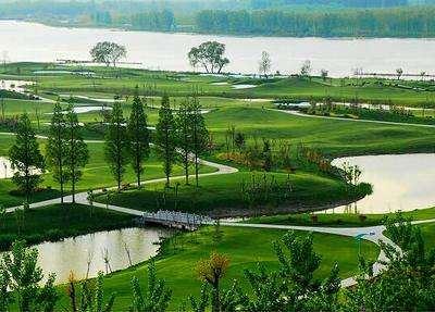 Sheyang International Golf Course