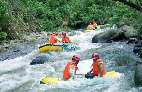 Datan River Rafting