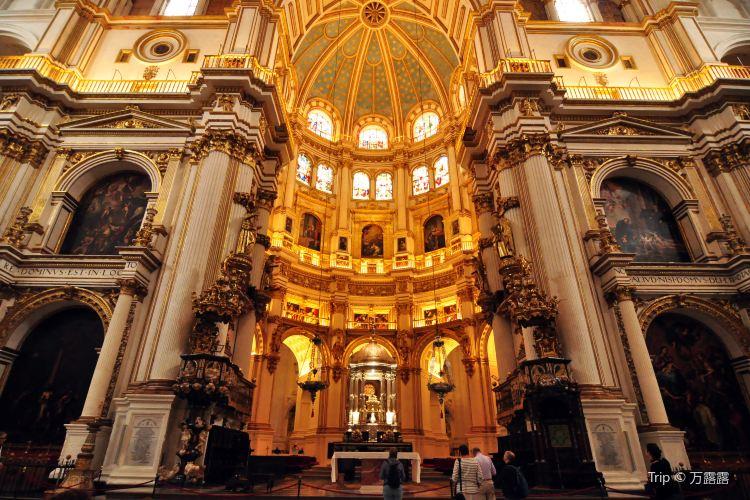 Granada Cathedral2
