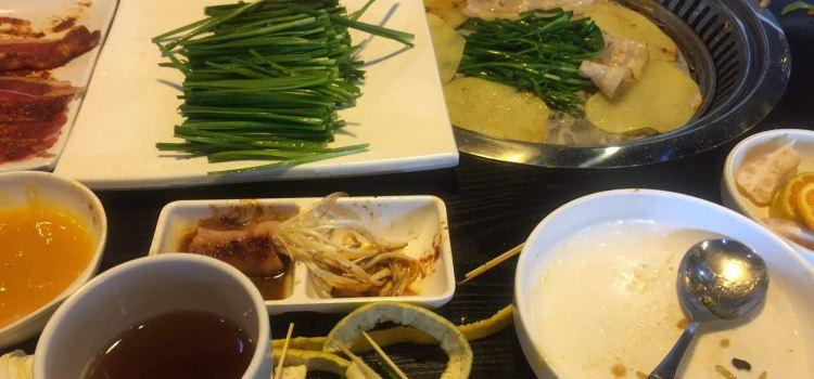 韓城燒烤1