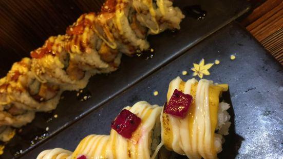 初中式創意壽司