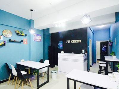 Fucheng Escape Room (zhonglou)