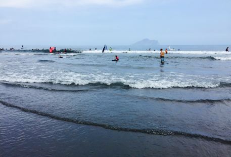 Tou Cheng Bathing Beach