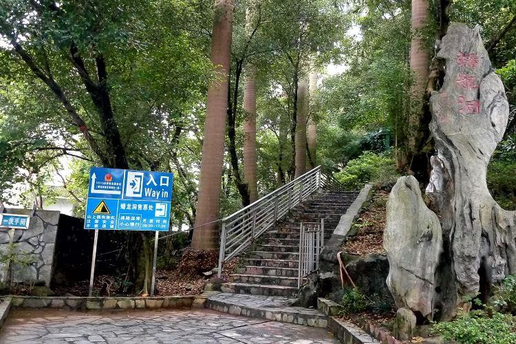 Panlong (Dragon) Cave2