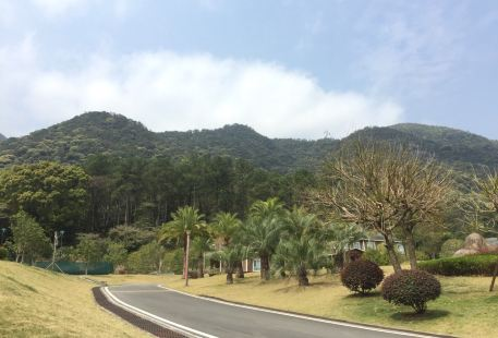 Lingshi (Spirit Rock) Mountain National Forest Park