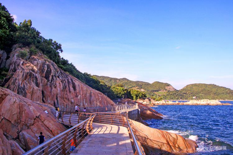 Yantian Waterfront Boardwalk3