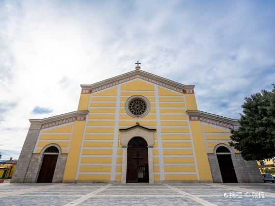 St Stephen's Catholic Cathedral  (Shkoder Cathedral)