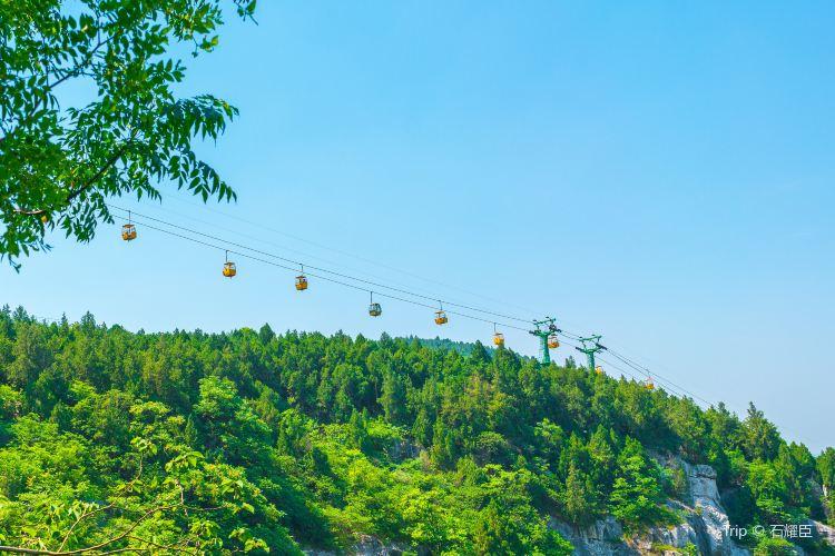 Xuzhou Yunlongshan Cableway1