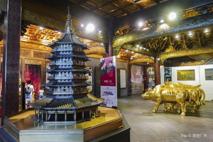 칭허팡 민속박물관1