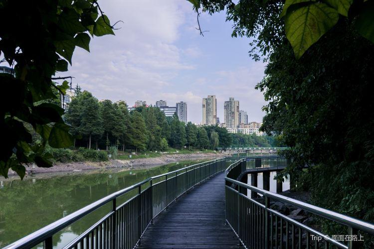 Jinke Tianhu Park (North Gate)