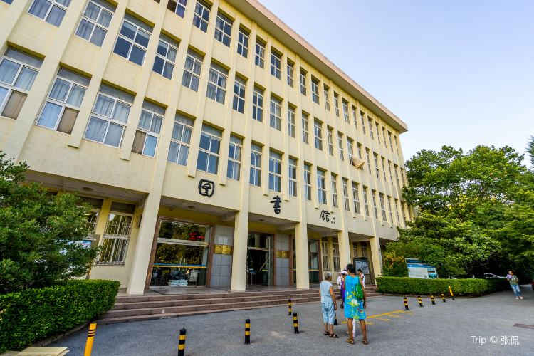 중국 해양 대학교 (위산캠퍼스)4