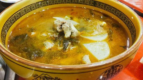 田村·酸菜筍子雞(德吉支路店)