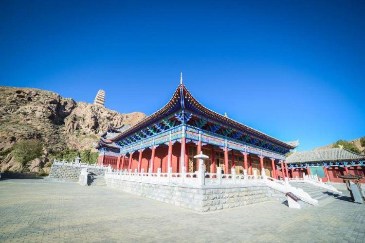 Shengrong Pagoda1