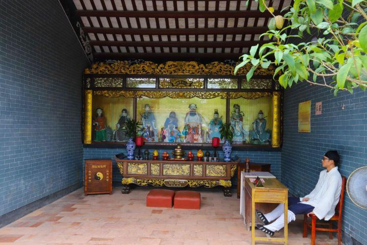 何仙姑家廟1