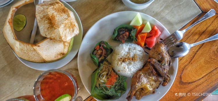 巴厘島水上餐廳(烏布店)1