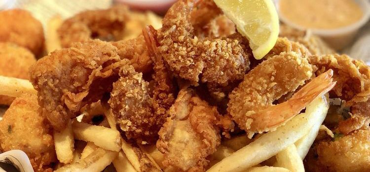 Bubba Gump Shrimp(北灘)2
