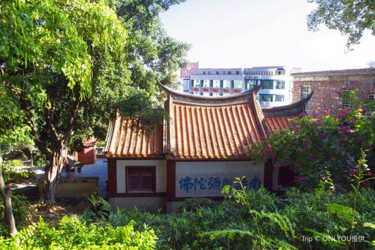 Lin Mountain Temple1
