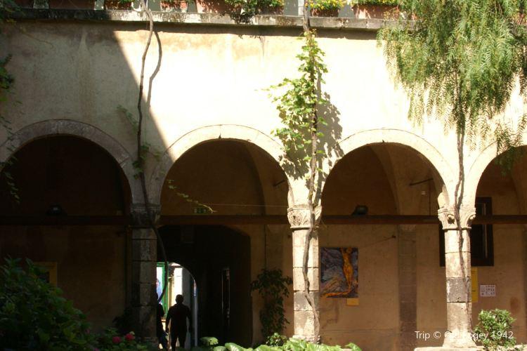 Chiostro di San Francesco4