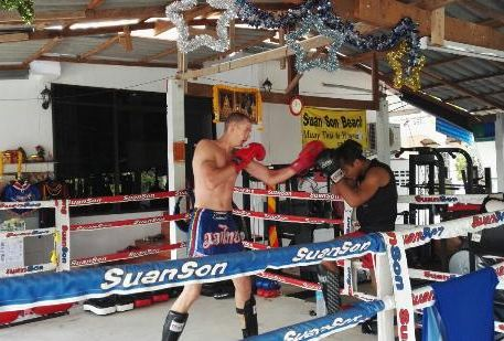 Suan Son Muay Thai Gym &  Fitness Center