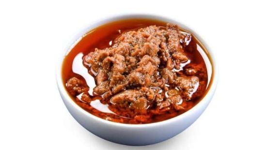 魔法帽牛肉和醬料火鍋(福壽路店)