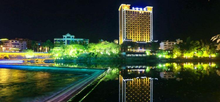 天泰酒店中餐廳1