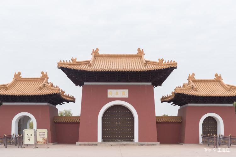Mingzu Mausoleum3