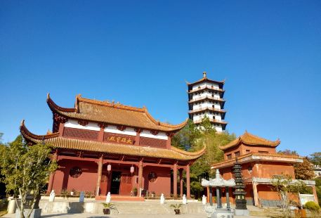 Nantai Temple