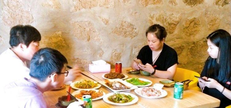 東極故事精品民宿·石屋餐廳2