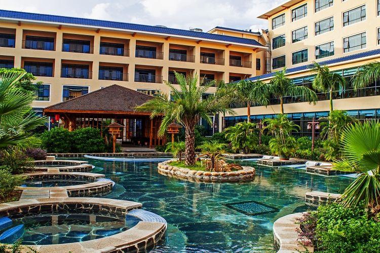 Yeyuan Hotspring Holiday Hotel1