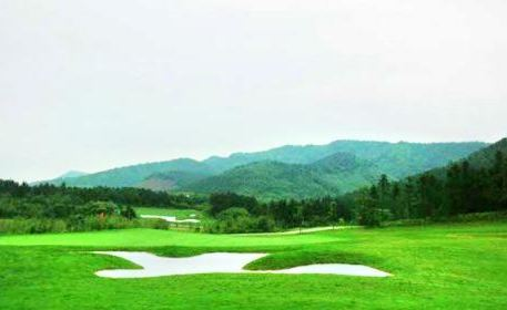 Xuancheng Baima Mountain Villa Golf Club