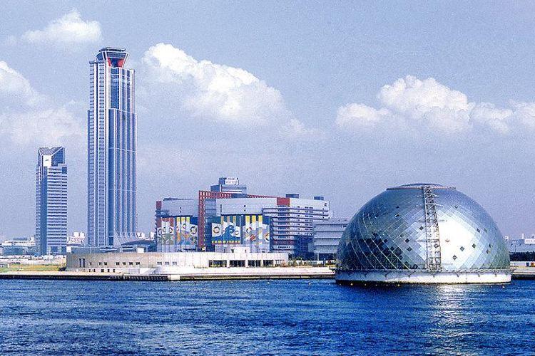 大阪海洋博物館