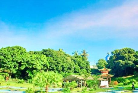 Lanyang Hot Spring National Forest Park