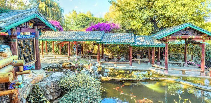 Dalicang Mountain Botanical Garden