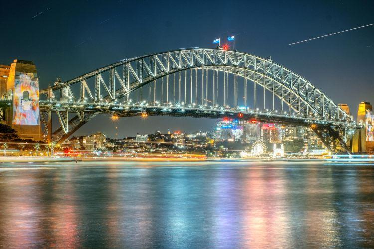 悉尼海港大橋3