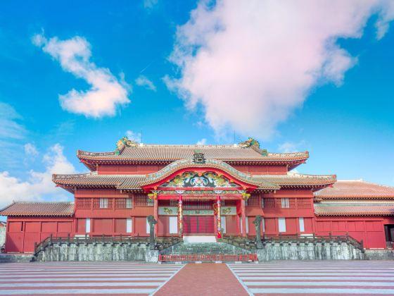 Okinawa Shurijo Castle Park