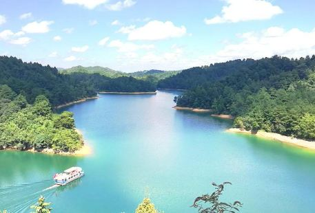 長順杜鵑湖風景區