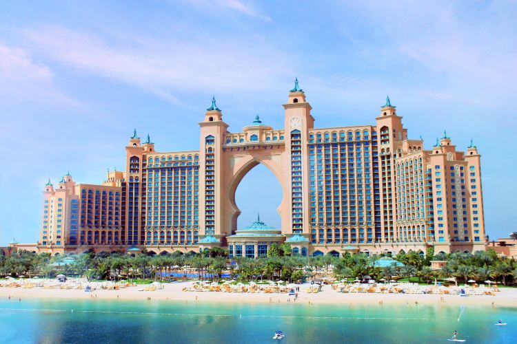 Atlantis, The Palm Island
