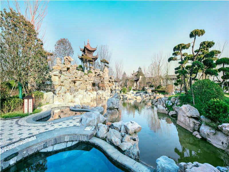 Jinshahu Ronghui Hot Spring