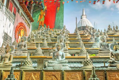 岡嘎拉馬寺廟