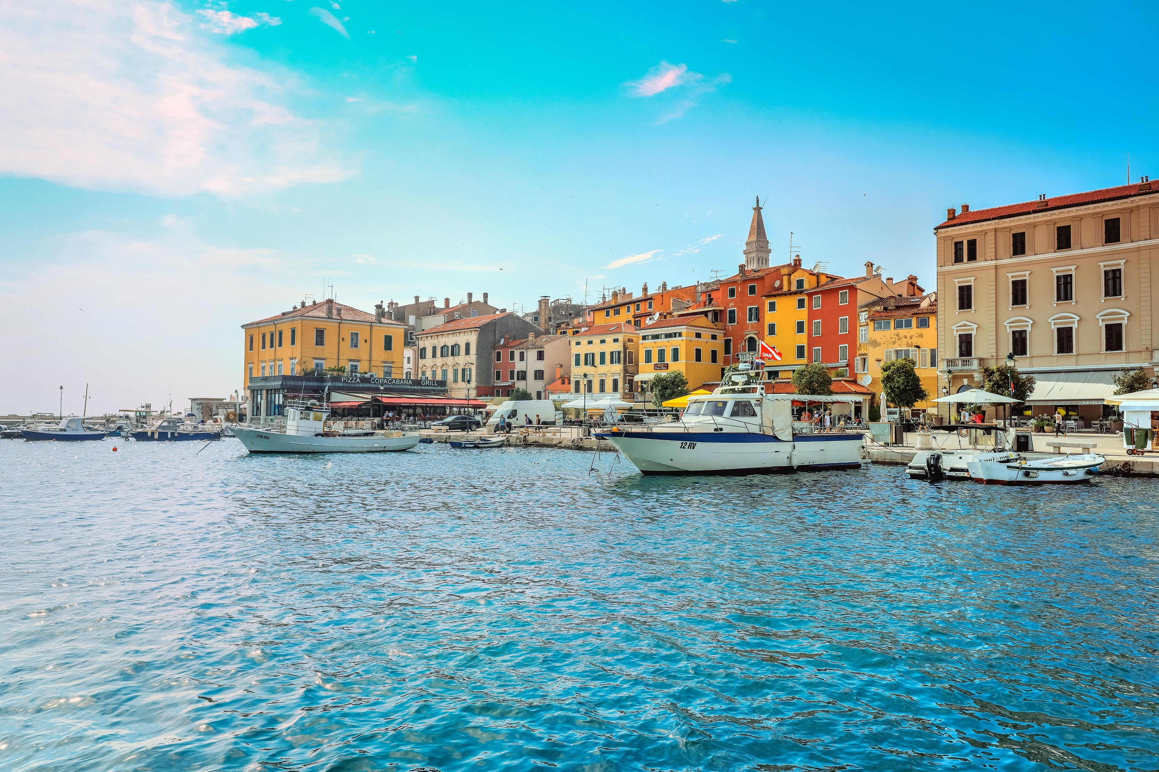Port of Rovinj