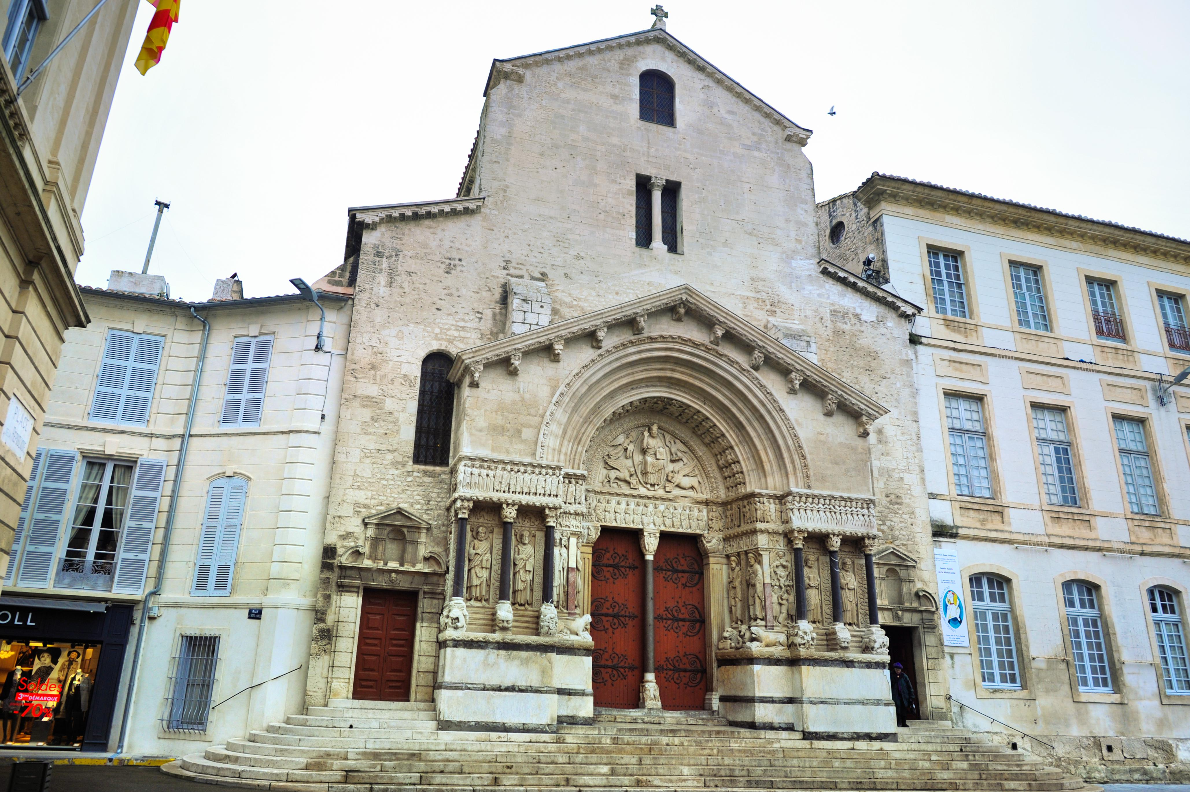 Saint-Trophime Church