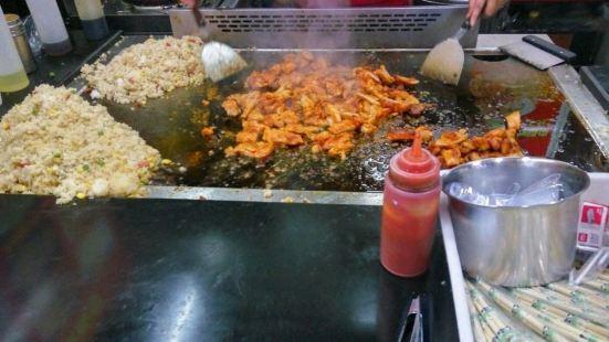 小廚藝鐵板燒
