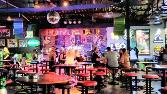 熱金槍酒吧