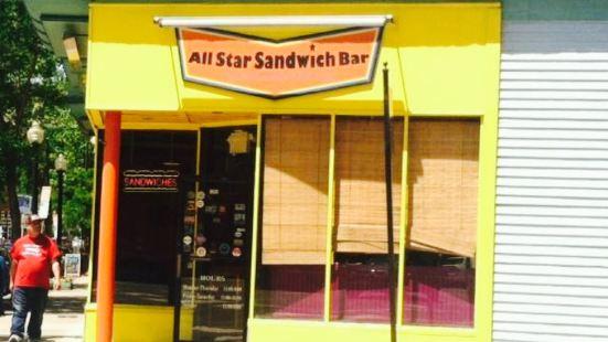 All-Star Sandwich Bar