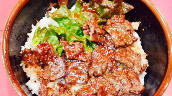 Yakiniku (Grilled meat) Set Meal Specialty Restaurant Juban Motomachi
