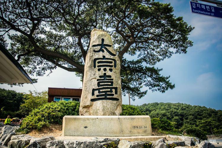 Taejongdae1