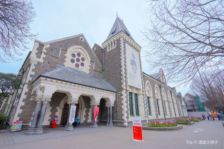 坎特伯雷博物館1