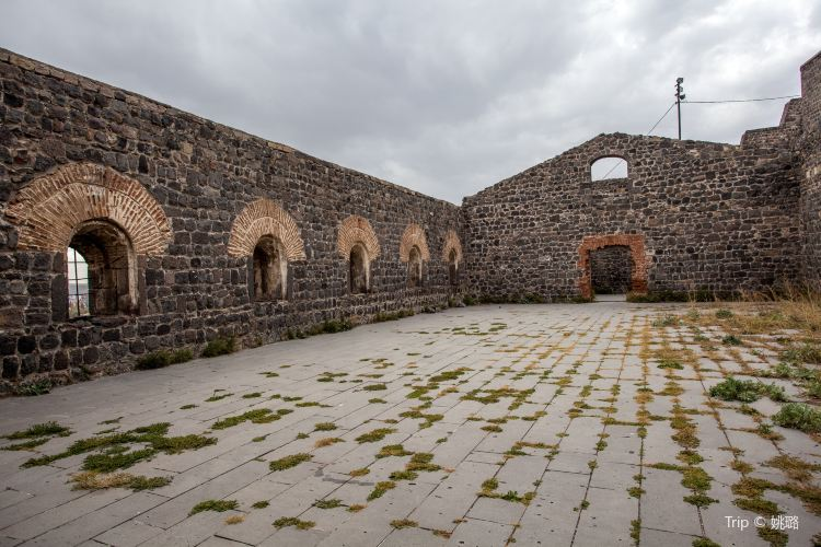 Kars Castle2